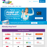 Coles - Get $50 off or 10,000 Bonus Flybuys Points When You Spend $X or More Each Week for 4 Weeks