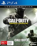 [PS4] Call of Duty Infinite Warfare Legacy $26 + $3 Postage @ Good Deals Games