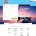 Hong Kong from $581 Return on Singapore Airlines @ BYOjet ($50 Less if Booked by Tonight with EOFY50 Coupon), Dates in August