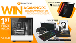Win an NZXT Gaming PC Worth Over $2,000 or 1 of 2 Minor Prizes from Fanatical