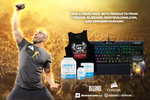 Win 1 of 3 Gaming Prize Packs from Corsair