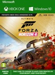 [XB1, PC] (Pre-Order) Forza Horizon 4 Ultimate Edition AU $131.69 ($125.11 With 5% FB Code) @ CD Keys