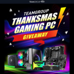 Win a Gaming PC from TeamGroup
