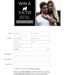 Win a Sachii Watches Prize Pack Worth $257.70 from Seven Network