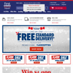 Free Shipping No Minimum Spend @ First Choice Liquor Online
