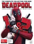 Win 1 of 5x Deadpool & Deadpool 2 DVDs Packs with Girl.com.au