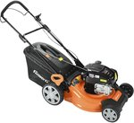 G-Force Powerg Self-Propelled Lawn Mower $489 (Save $210) + Free Post Syd + 5 Bonuses for Click & Collect Orders @ GYC Mowers
