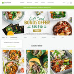 $15 off $69 Spend @ Youfoodz