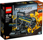 LEGO Technic Bucket Wheel Excavator 42055 - $250 + Delivery (Was $400) @ Hobbyco