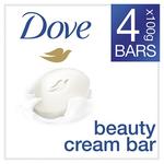 Dove Soap Beauty Bar 4 Pack $3.40 @ Coles