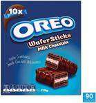 Oreo Wafer Biscuit Sticks, 1.152 kg, 90 Snack Packs $17.99 + Delivery (Free with Prime/ $49 Spend) @ Amazon AU