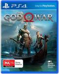 [PS4] God of War $38 + Delivery (Free with Prime/ $49 Spend) @ Amazon AU