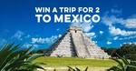 Win a Holiday in Mexico for 2 Worth $11,998 from TripADeal