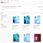 [eBay Plus] Huawei P30 $933.30, P30 Pro $1398 (+R2-D2 Droid for $2) Delivered @ Mobileciti eBay