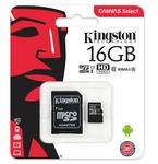 Kingston 16GB microSDXC Card $2.95 Delivered @ Volume Buy eBay (via eBay App)