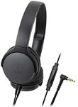 Audio-Technica ATH-AR1iS on Ear Headphones for Smartphones $29 + Delivery @ PCCG
