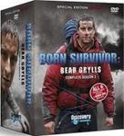 £7.85 Bear Grylls - Born Survivor: Season 2 DVD [Save 87%]