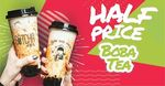 [NSW] Half Price Boba Tea @ Gotcha World Square and or Chinatown Sydney Stores with Eatclub