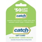 20% off Catch Gift Cards ($25 and $50 Cards) @ Coles