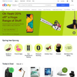20% off Items 214 Selected Sellers (Sony, SydneyMobiles, Sydneytec, Techmall, etc) Max Discount $300 @ eBay AU