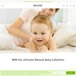 Win a Natural Baby Collection Worth $505.50 from Weleda
