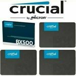 Crucial BX500 SSD 120GB $27.96, 240GB $35.95 + Delivery ($0 with eBay Plus) @ Apus Express eBay
