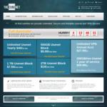 theCubeNet UseNet Block Specials - 1TB US$7.50 / 2TB US$14