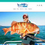 10% off All Fishing Tackle Online @ Tackle West