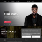 Win 1 of 20 Double Passes to 21 Bridges Worth $44 from Roadshow