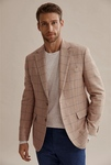 3% Cashmere 45% Cotton 52% Wool Regular Windowpane Blazer $69.95 (RRP $349) + Shipping @ Country Road Outlet