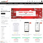 Phone Frenzy - 15% off 350+ Items & $0 Delivery (Bose QC35II $330, iPhone 7 $498, AirPods 2 $203, Mate 10 Pro $465) @ Mobileciti
