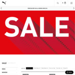 40% off Eligible Sale Items (Friends and Family Discount) @ Puma
