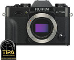Fujifilm X-T30 + XF 18-55mm f/2.8-4 R LM OIS Lens $1349 (Plus $150 Cashback) Delivered @ Digital Camera Warehouse