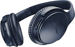 Bose QuietComfort 35 Wireless Headphones II Black/Silver/Rose Gold/Midnight Blue/Triple Midnight $323.22 Delivered @ Bose