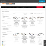 SuperDry Glasses from £22+£8.33 Shipping (Approx $60 AUD) @ Specky Four Eyes