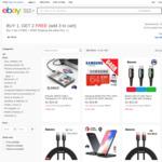 3 for $15 E.g.orico USB 3.0 HDD Enclosure, Samsung Evoplus 32GB MicroSD, 10W QI Wireless Pad + Del ($0 w/eBay Plus) @ Apus eBay