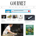 10% off Gift Cards $150 or More @ Gourmet Traveller Gift Card