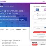 Samsung 10% Cashback with Rakuten