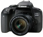 Canon EOS 800D + 18-55mm STM Kit $854.95 + $9.95 Post (Free Click & Collect) @ Ted's Cameras eBay