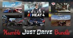 [PC] Humble Bundle: Just Drive. Project Cars 2, Assetto Corsa, Nascar Heat 4, $1.5 to $20