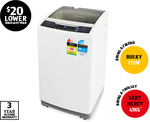 Stirling Top Load Washing Machine 7kg $349 @ ALDI Special Buys