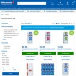 Devondale Long Life Milk 1Lx10 $16.85, 2Lx6 $20, Instant Powder 1kgx10 $88 @ Officeworks (C&C + Free Delivery >$55)