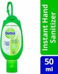 Dettol Instant Hand Sanitizer Refresh Green Clip 50ml $4.49 (RRP $4.99) + Delivery ($0 with Prime/ $39 Spend) @ Amazon AU