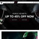 Win a Motorcycle Helmet of Choice Worth Up to $799 from Ruroc