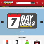 20% off Sitewide at Supercheap Auto (Online Only)