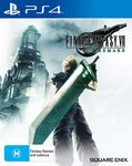 [PS4] Final Fantasy VII Remake $68 Delivered @ Amazon AU