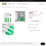 24 Piece Green Bubbles Cutlery Set $10 (Was $19.99) @ IKEA