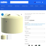 [VIC] Urban Poly Water Tanks on Special (26,000LT Poly Tank $2660 Delivered*) Plus More @ ASC Tanks