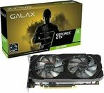 [eBay Plus] Galax NVIDIA GeForce GTX 1660 SUPER 1-Click OC 6GB $296.10 Delivered @ Futu_online eBay