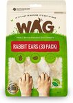 WAG Rabbit Ears Dog Treat, 30 Pack $13.16 ($11.84 S&S) + Delivery ($0 w/ Prime/ $39 Spend) @ Amazon AU